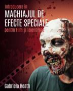 Întroducere în Machiajul de Efecte Speciale pentru Film și Televiziune book cover