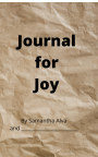 Journal for Joy book cover
