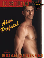 Issue 33. Alan Prijatel - In Studio by Brian Kaminski book cover
