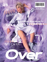 APRIL 2021 Issue (Vol – 25) | OVER Magazines book cover