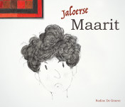 Jaloerse Maarit book cover