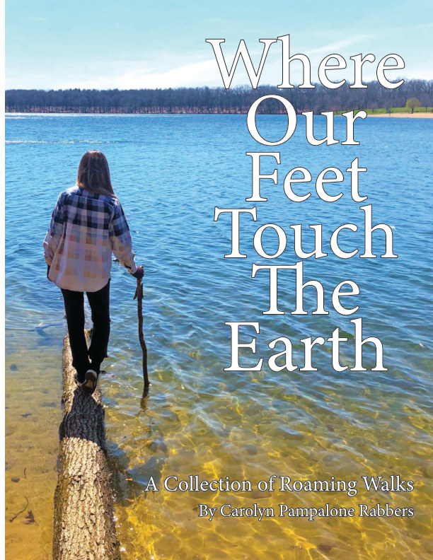 View Where Our Feet Touch The Earth by Carolyn Pampalone Rabbers