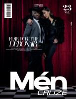 APRIL 2021 Issue (Vol: 23) | MEN CRUZE Magazine book cover