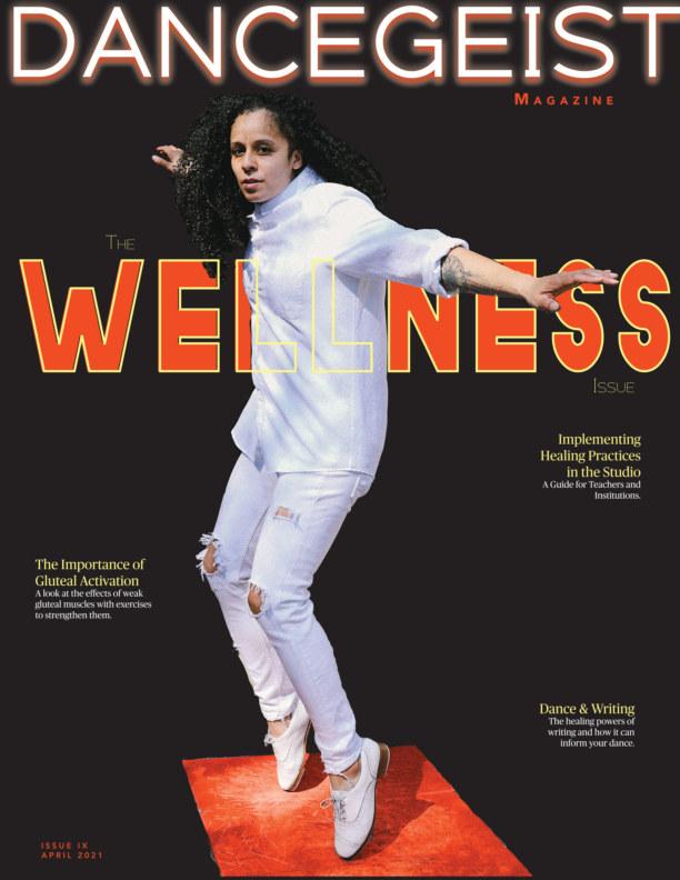 View Dancegeist Magazine April 2021 by Dancegeist Magazine