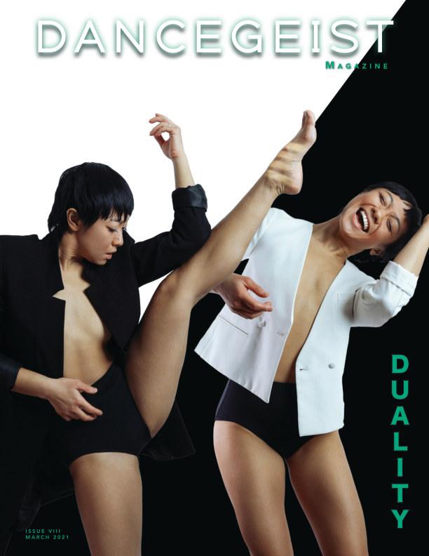 View Dancegeist Magazine March 2021 by Dancegeist Magazine