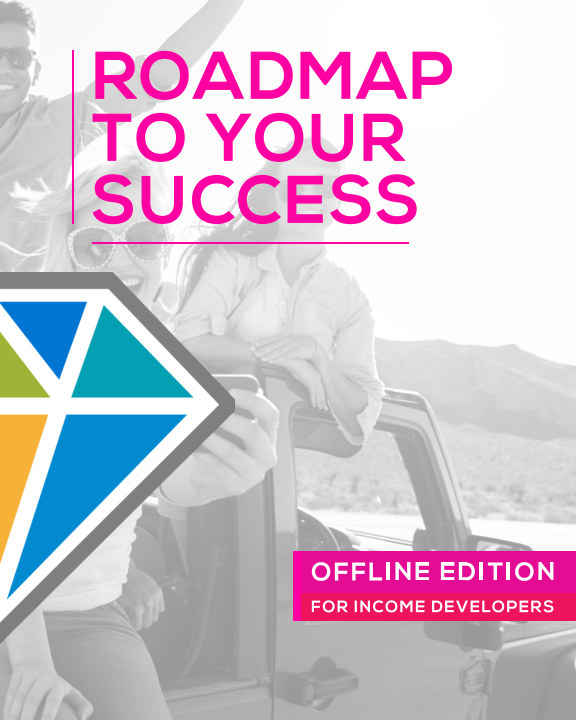 View Roadmap to Your Success — Offline Edition by DiamondsR4Life