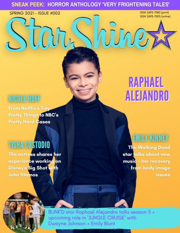 View StarShine Magazine * Spring 2021/Issue 002 by StarShine Magazine