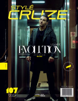 APRIL 2021 Issue (Vol: 107) | STYLÉCRUZE Magazine book cover