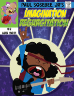 Imagination Regurgitation #2 book cover