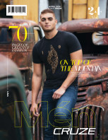 APRIL 2021 Issue (Vol: 24) | MEN CRUZE Magazine book cover