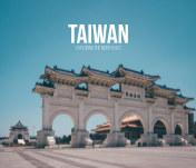Taiwan travel book book cover