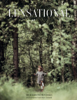 LENSATIONAL Model and Photographer Magazine #91 Issue | Tree and Forest - April 2021 book cover
