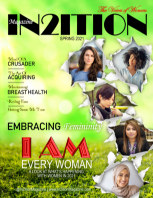 In2ition Magazine:  Spring 2021 - Issue 1 Volume 2 book cover