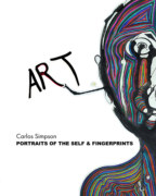 Portraits of the self and fingerprints book cover