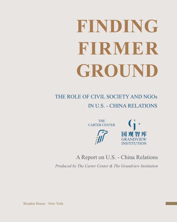 Ver Finding Firmer Ground por Yawei Liu ,Susan Thornton