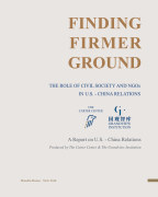 Finding Firmer Ground book cover