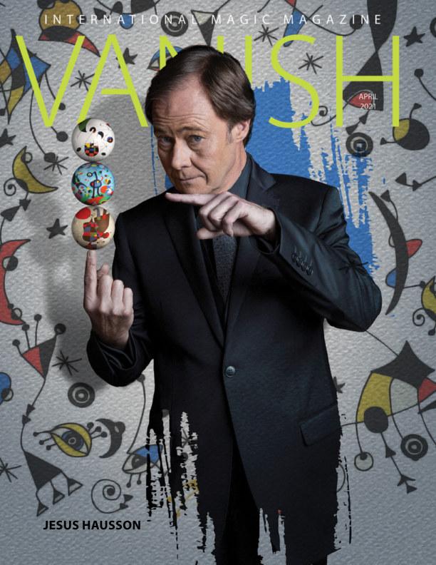 View Vanish Magazine 81 by Paul Romhany