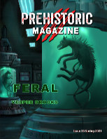 Prehistoric Magazine - April 2021 Issue 16 book cover