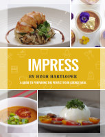 Impress book cover
