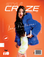 MAY 2021 Issue (Vol: 110) | STYLÉCRUZE Magazine book cover