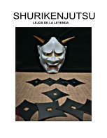 Shuriken-jutsu *Lejos de la leyenda book cover