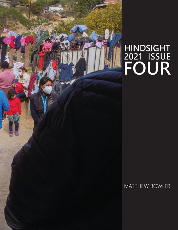 View Hindsight 2021 Issue Four by Matthew Bowler