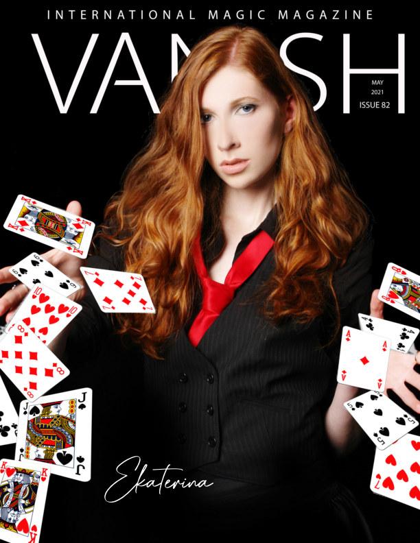 View Vanish magic magazine 82 by Paul Romhany