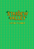 Stardew Valley Gaming Planner and  Checklist book cover