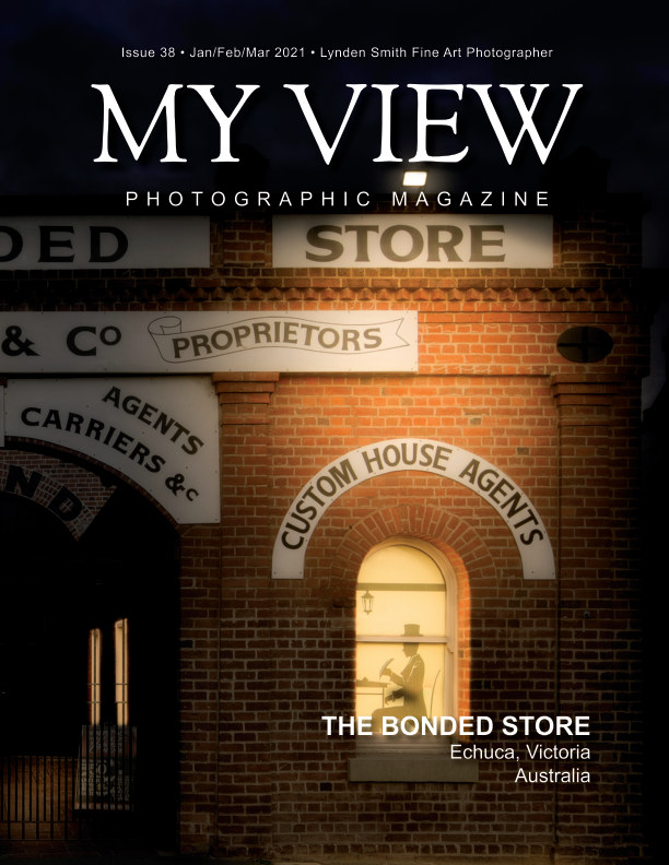 View My View Issue 38 Quarterly Magazine by Lynden Smith