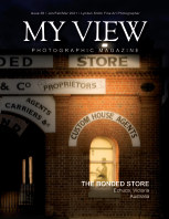 My View Issue 38 Quarterly Magazine book cover