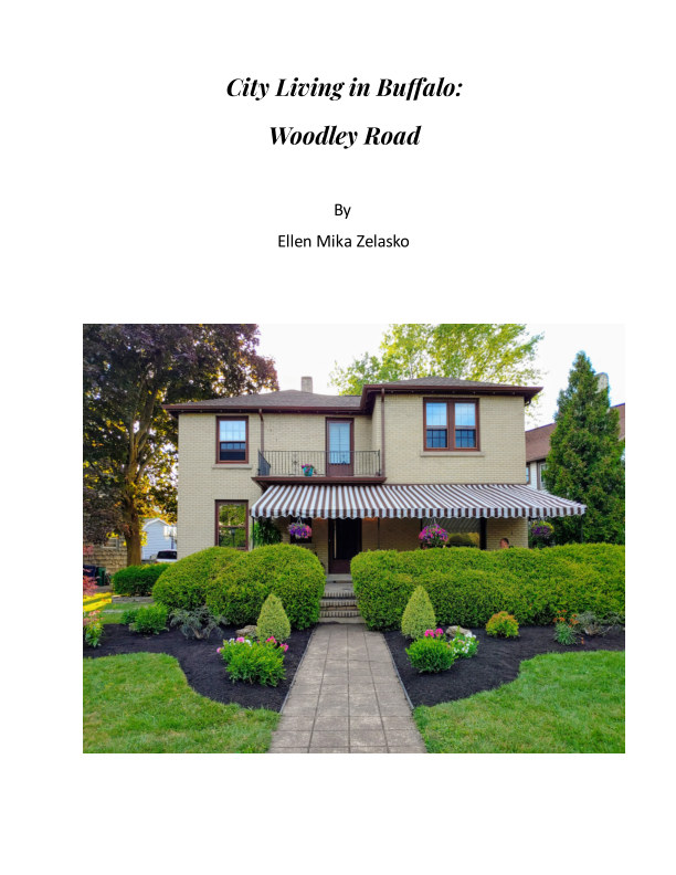 View City Living in Buffalo: Woodley Place by Ellen Mika Zelasko