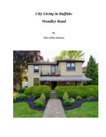 City Living in Buffalo: Woodley Place book cover