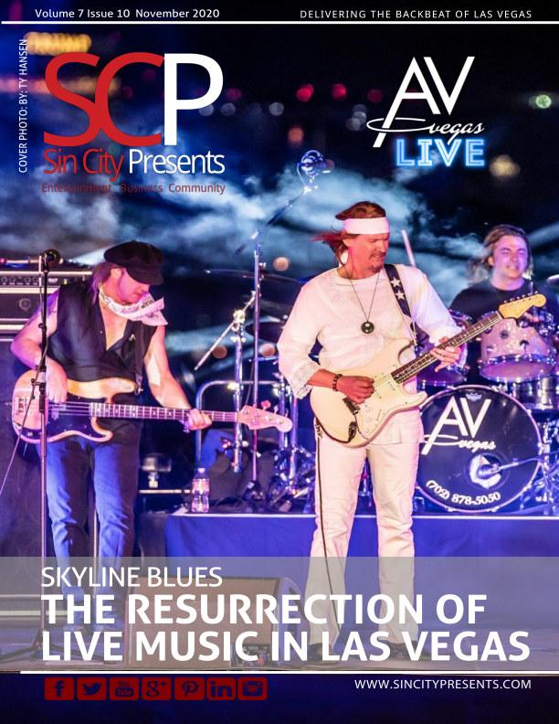 View Sin City Presents Magazine November 2020 by Sin City Presents