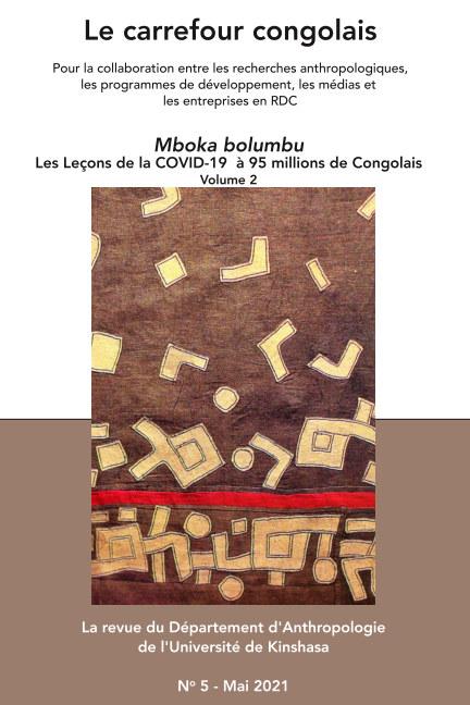 View Le Carrefour Congolais 5 by prof Ndaya Tshiteku ed.