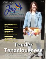 Joy of Medina County Magazine May 2021 book cover