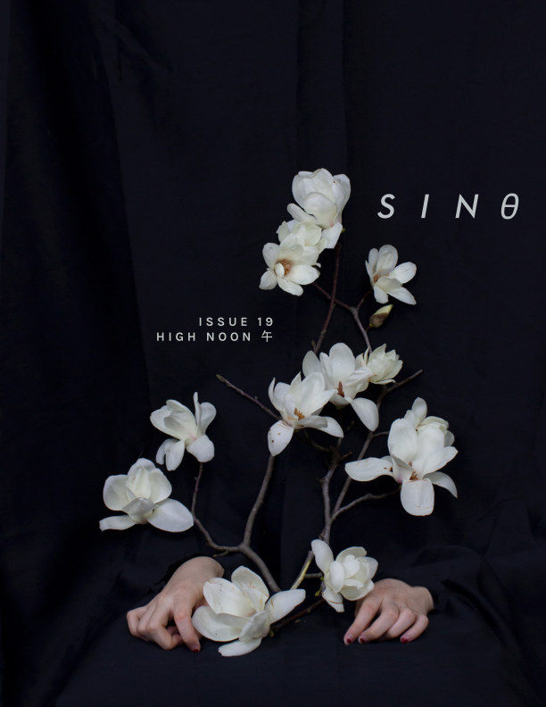 "View sinθ #19 ""HIGH NOON 午"" by Sine Theta Magazine"