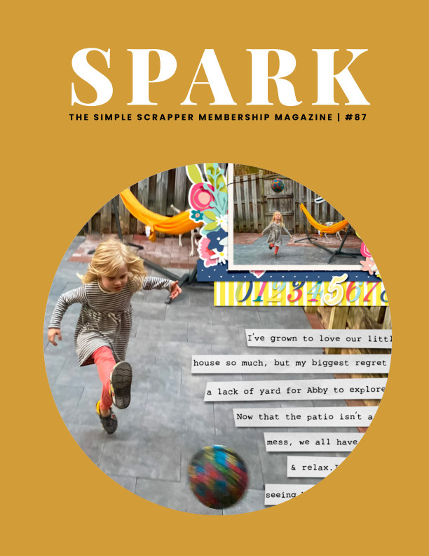 View SPARK No. 87 by Simple Scrapper