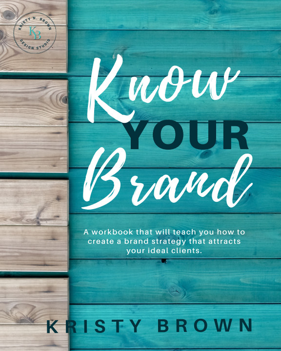 View Know Your Brand by Kristy Brown