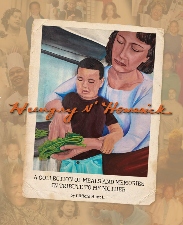 View Hungry N' Homesick by Clifford Hunt II