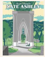 The Art + Design of Nate Ashley (hardback) book cover