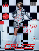 MAY / JUNE 2021 Issue (Vol: 114)   STYLÉCRUZE Magazine book cover