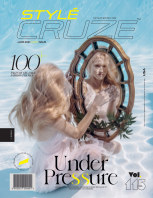 JUNE 2021 Issue (Vol: 115)   STYLÉCRUZE Magazine book cover