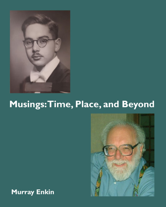 View Musings: Time, Place, and Beyond by Murray Enkin