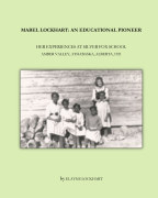 Mabel Lockhart: An Educational Pioneer book cover
