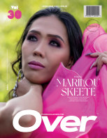 JUNE 2021 Issue (Vol – 30)   OVER Magazines book cover