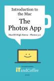 The Photos App on the Mac - High Sierra (2017) book cover