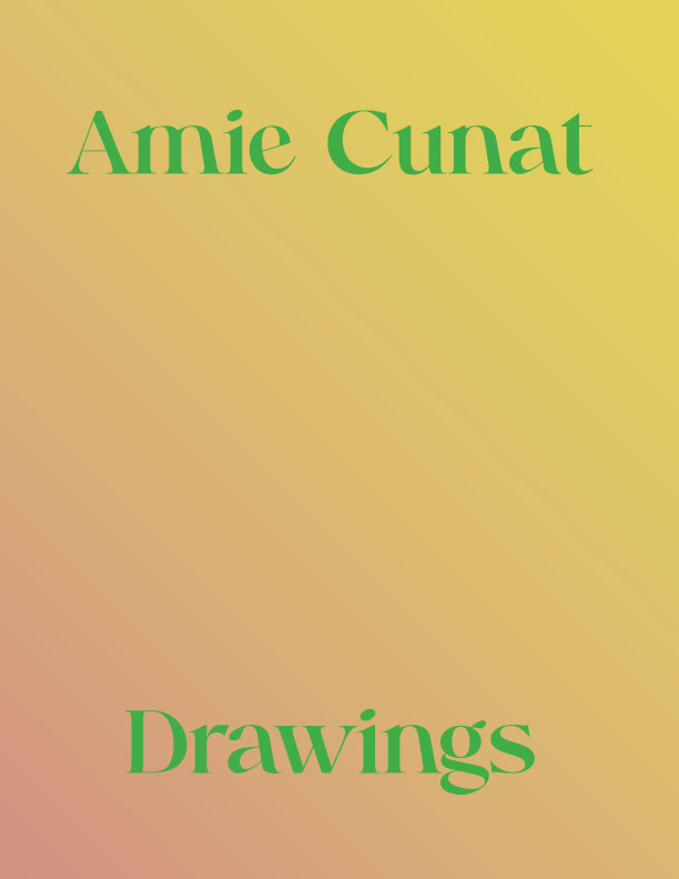 View Drawings by Amie Cunat