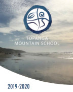TMS Yearbook 2019-20 book cover