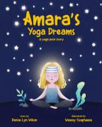 Amara's Yoga Dreams book cover