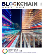 Blockchain Industry Review, Issue 5, May2021 book cover